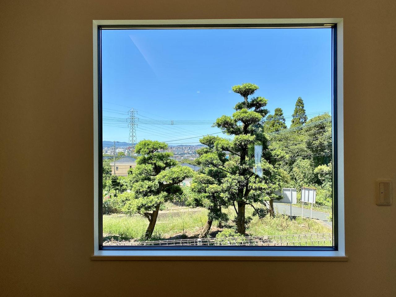 FLEX流 家づくりのポイント~ダイニングからの眺めがいい家~