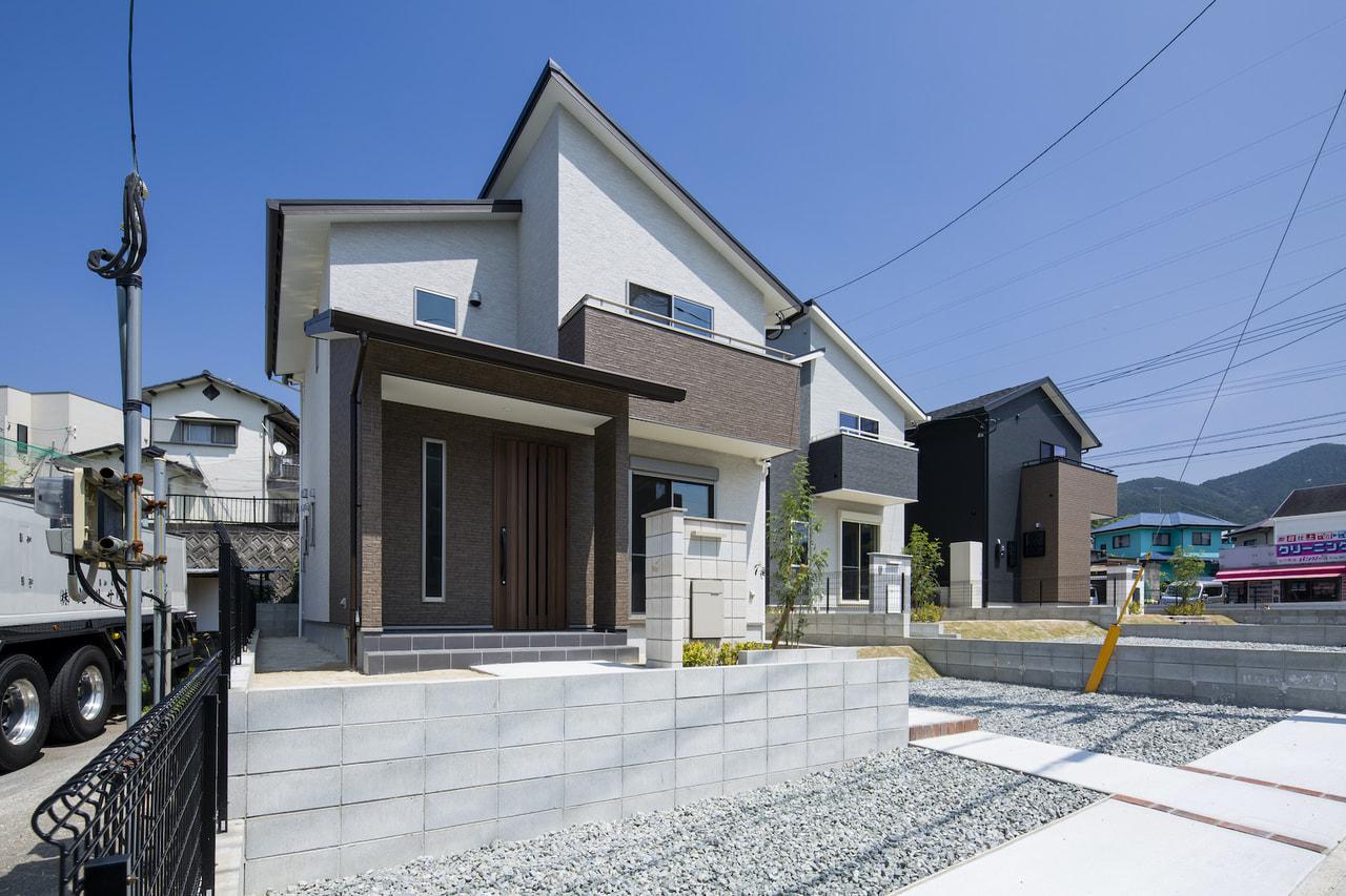 限られた土地でも広い家を建てられる?