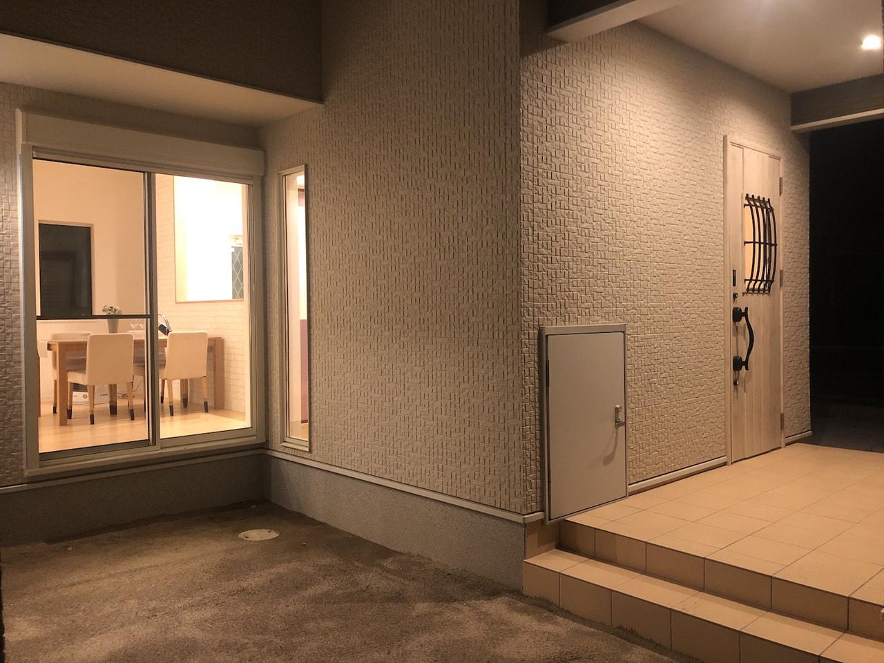 FLEX流 家づくりのポイント~中庭のある暮らし~
